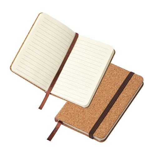 Notizbuch A6 (Kork)